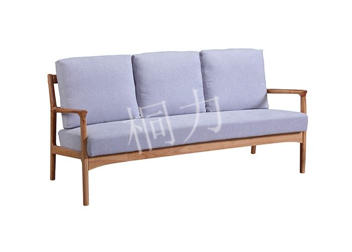 适老三位沙发