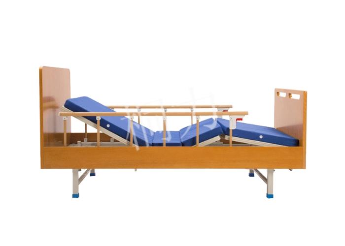 手动两功能护理床